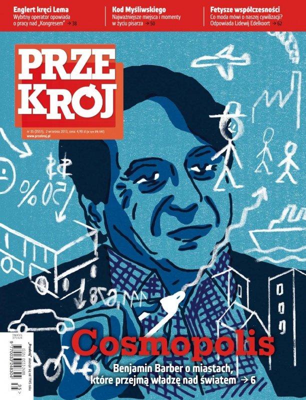 """""""Przekrój"""" nr 35/2013 - Ebook (Książka PDF) do pobrania w formacie PDF"""