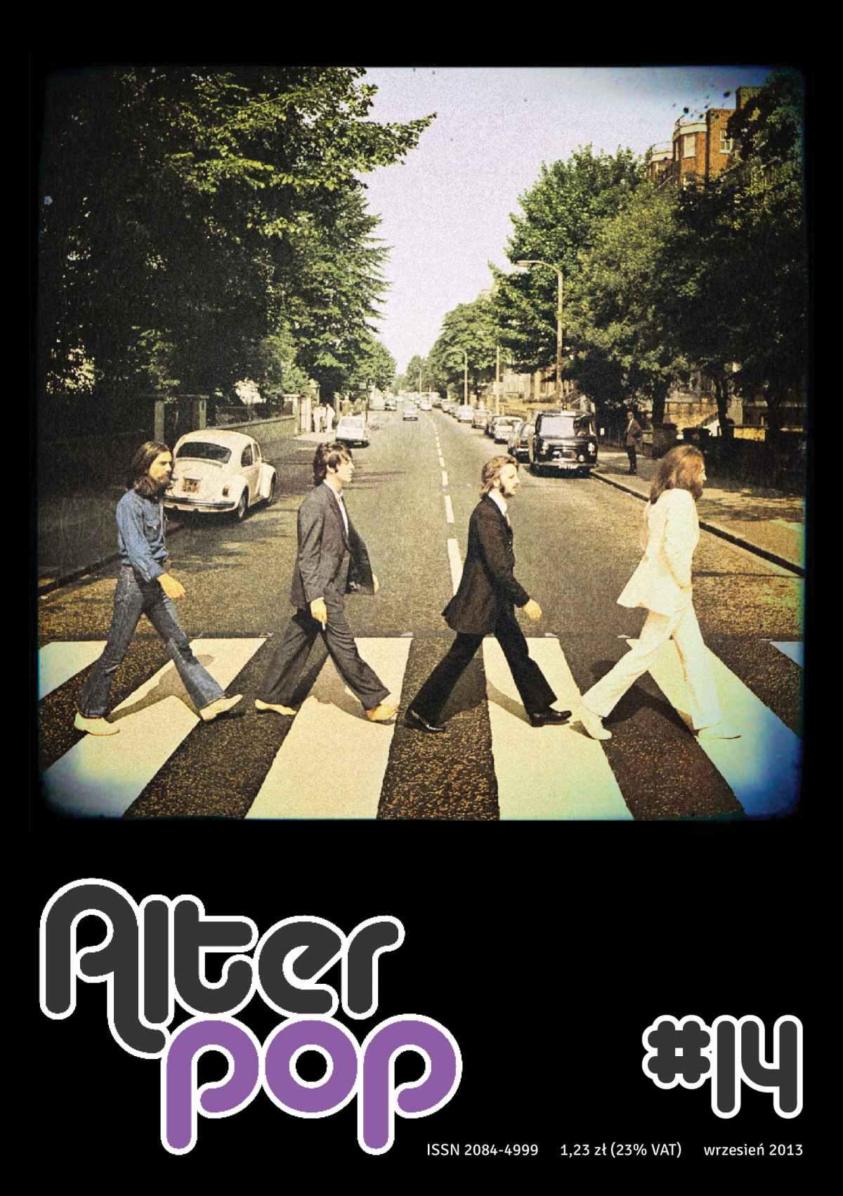 Alterpop - numer 14 - wrzesień 2013 - Ebook (Książka PDF) do pobrania w formacie PDF