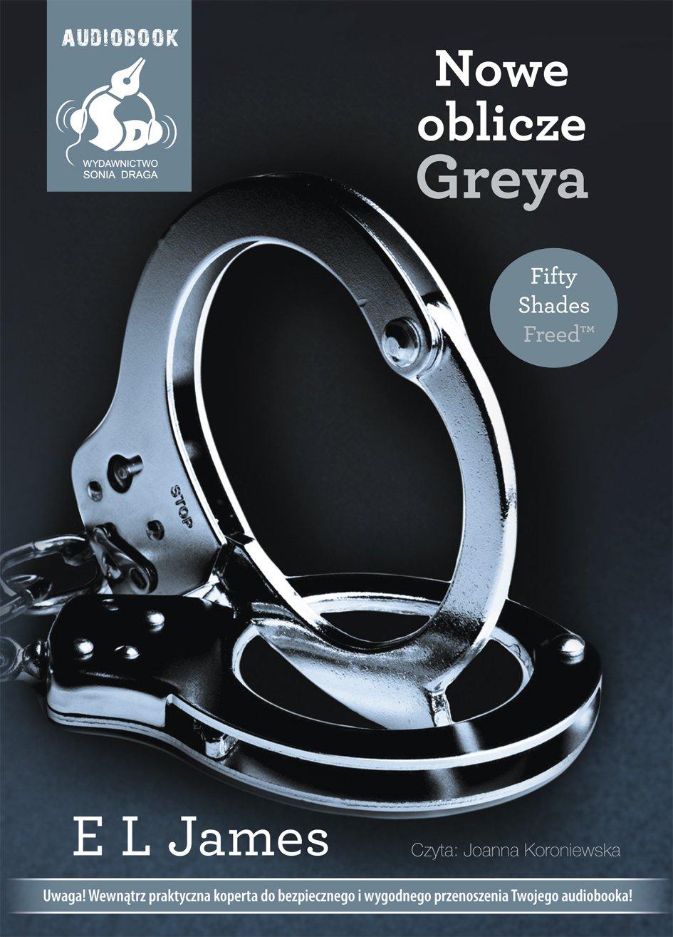Nowe oblicze Greya - Audiobook (Książka audio MP3) do pobrania w całości w archiwum ZIP