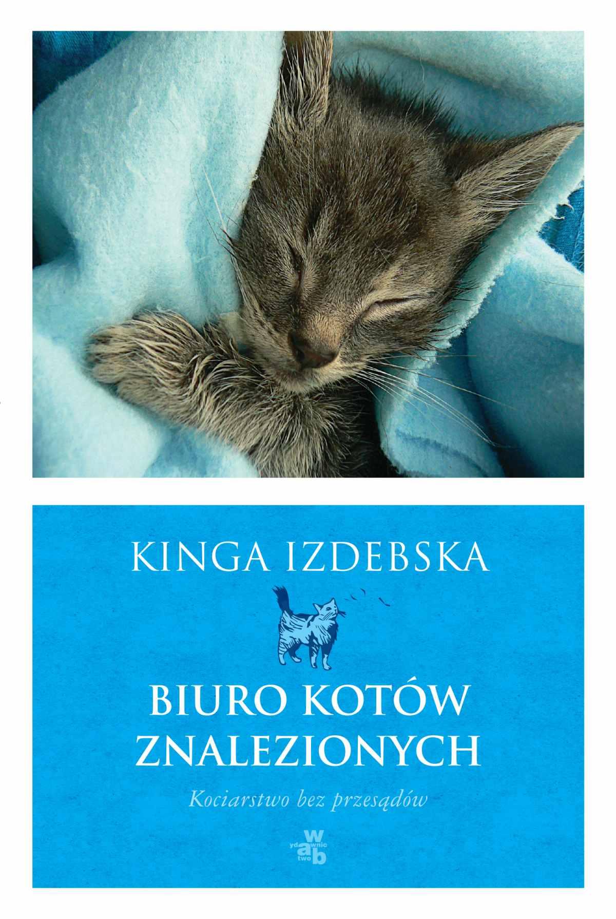 Biuro kotów znalezionych - Ebook (Książka EPUB) do pobrania w formacie EPUB