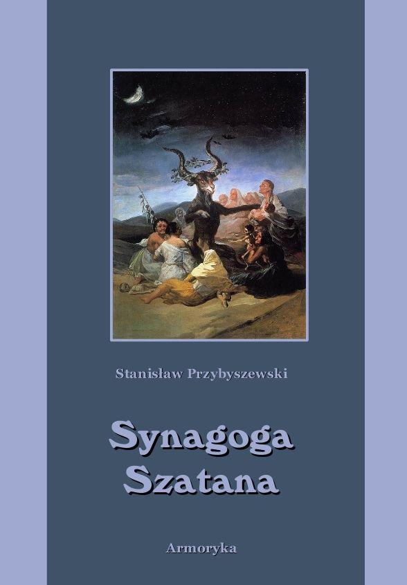 Synagoga Szatana - Ebook (Książka na Kindle) do pobrania w formacie MOBI