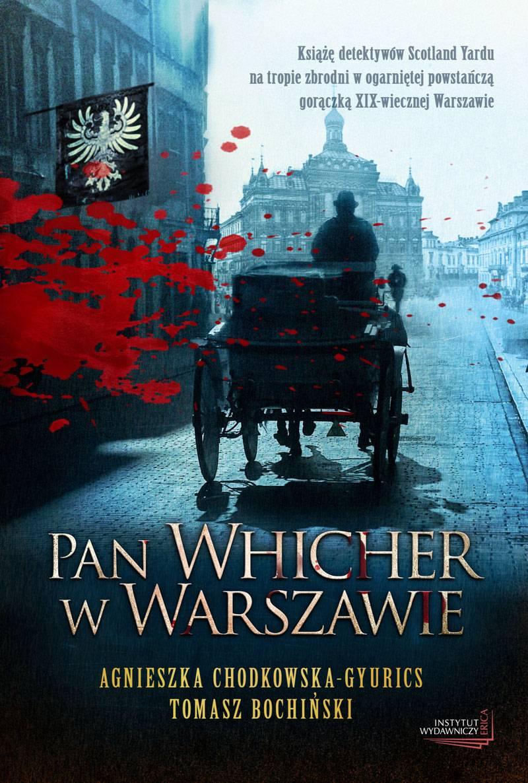 Pan Whicher w Warszawie - Ebook (Książka EPUB) do pobrania w formacie EPUB