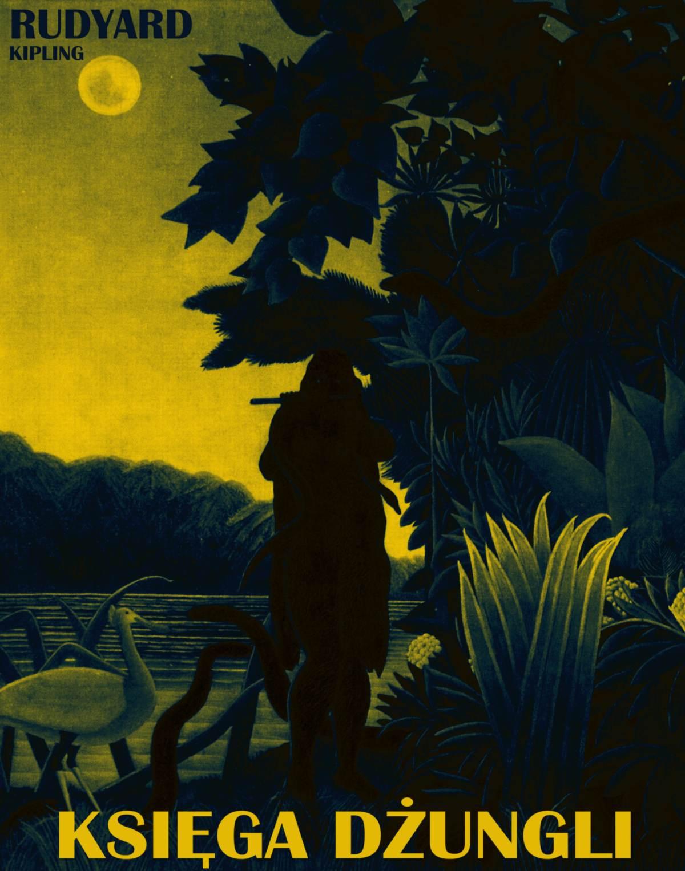 Księga Dżungli - Ebook (Książka EPUB) do pobrania w formacie EPUB
