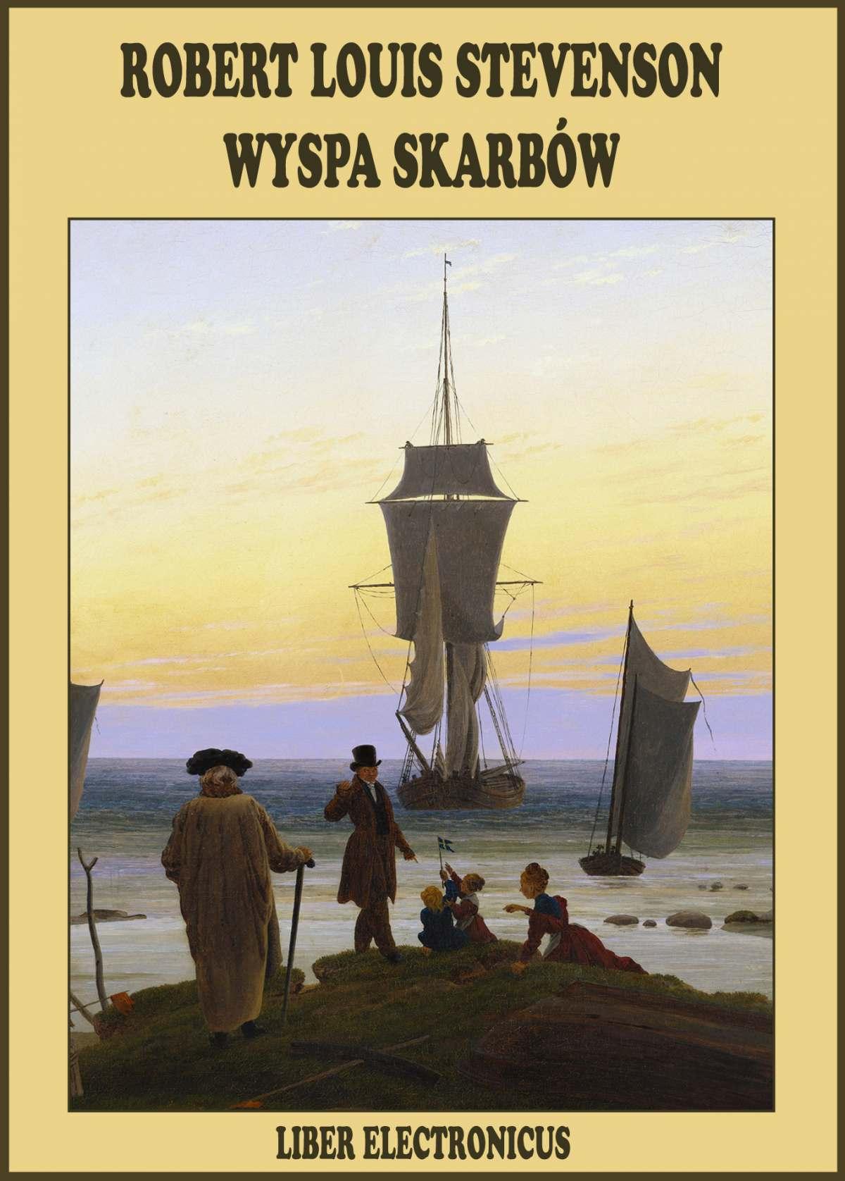 Wyspa Skarbów - Ebook (Książka EPUB) do pobrania w formacie EPUB