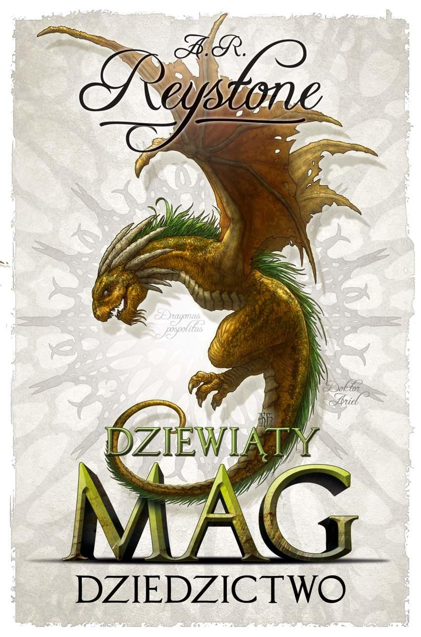 Dziewiąty Mag 3 Dziedzictwo - Ebook (Książka EPUB) do pobrania w formacie EPUB