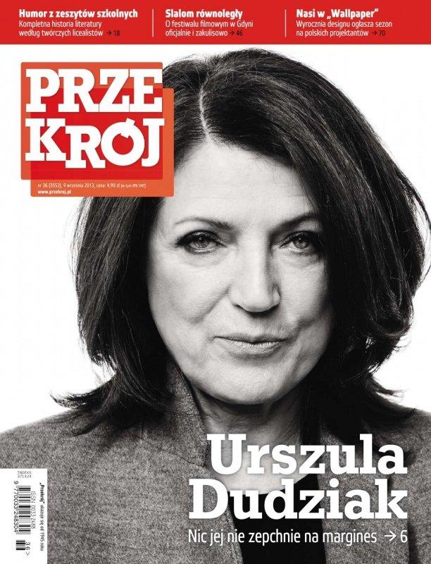 """""""Przekrój"""" nr 36/2013 - Ebook (Książka PDF) do pobrania w formacie PDF"""