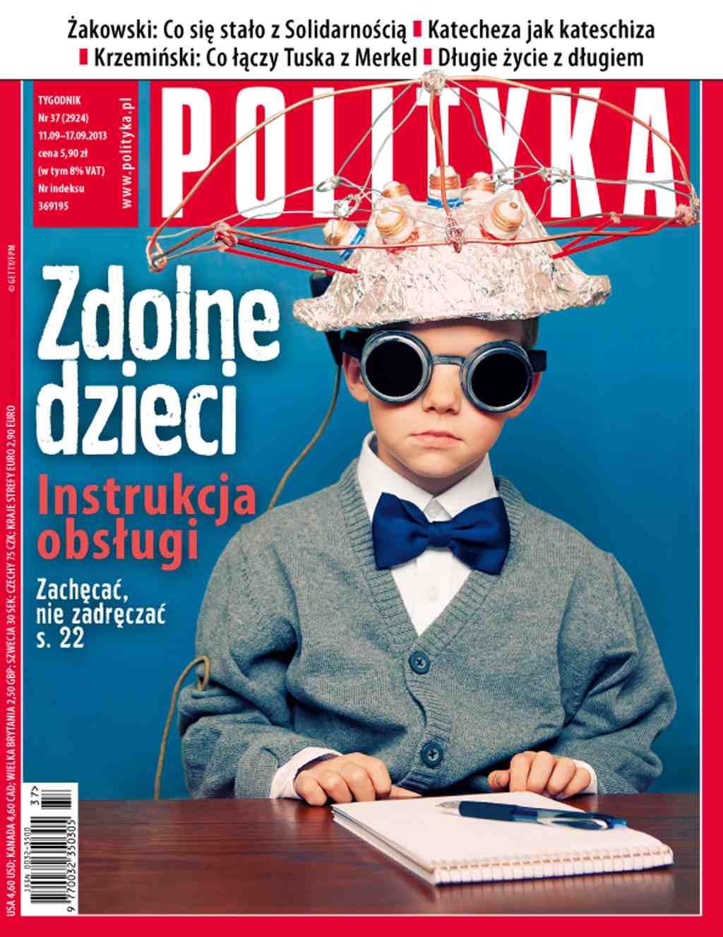 Polityka nr 37/2013 - Ebook (Książka PDF) do pobrania w formacie PDF