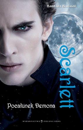 Scarlett. Pocałunek Demona - Ebook (Książka na Kindle) do pobrania w formacie MOBI