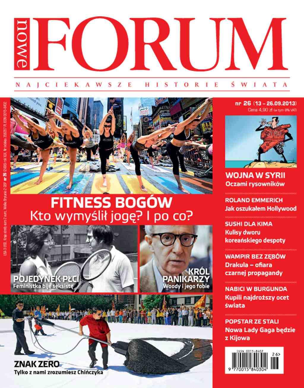 Forum nr 26/2013 - Ebook (Książka PDF) do pobrania w formacie PDF