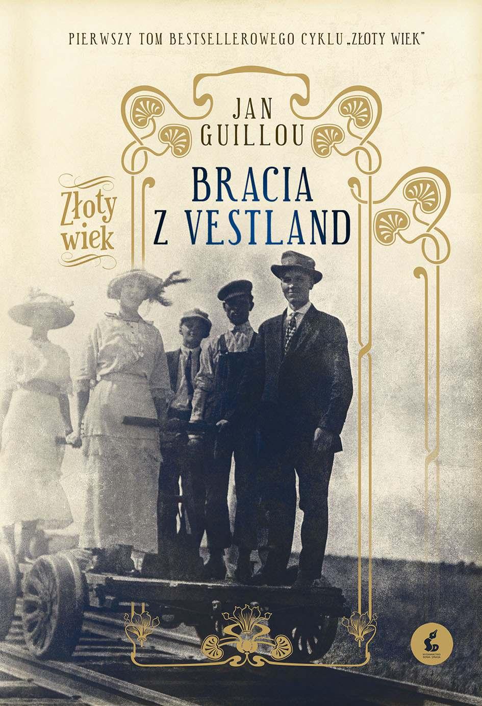 Bracia z Vestland - Ebook (Książka EPUB) do pobrania w formacie EPUB