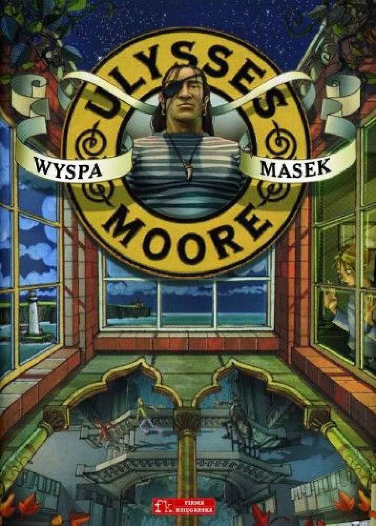 Ulysses Moore. Tom 4. Wyspa Masek - Ebook (Książka na Kindle) do pobrania w formacie MOBI