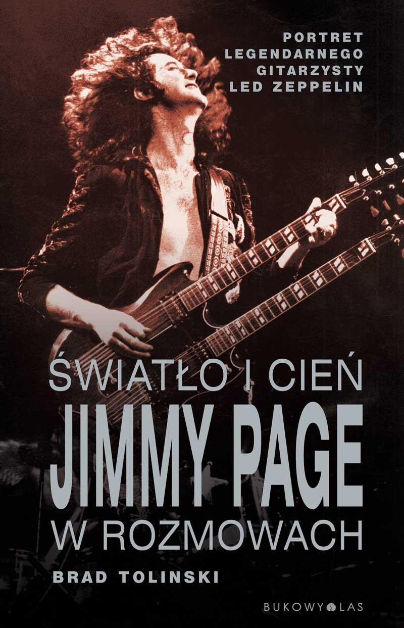 Światło i cień. Jimmy Page w rozmowach - Ebook (Książka EPUB) do pobrania w formacie EPUB