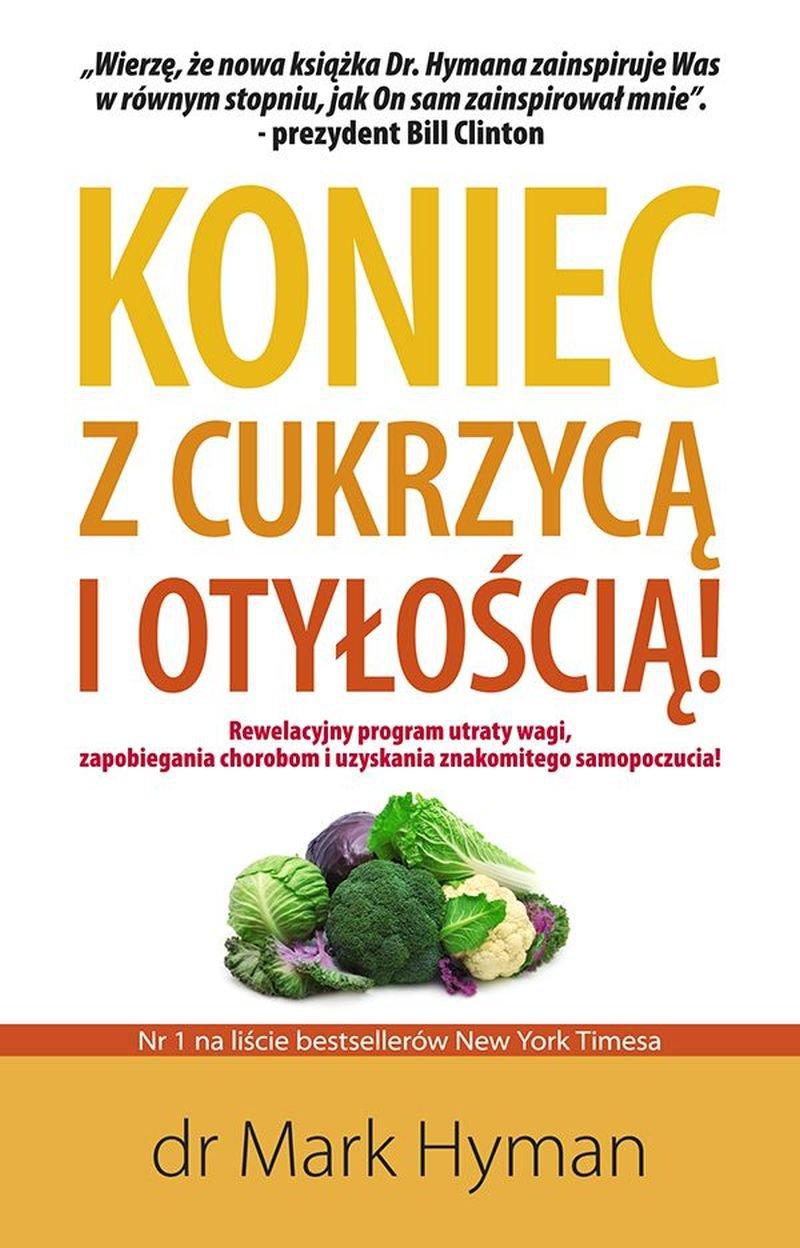 Koniec z cukrzycą i otyłością - Ebook (Książka na Kindle) do pobrania w formacie MOBI