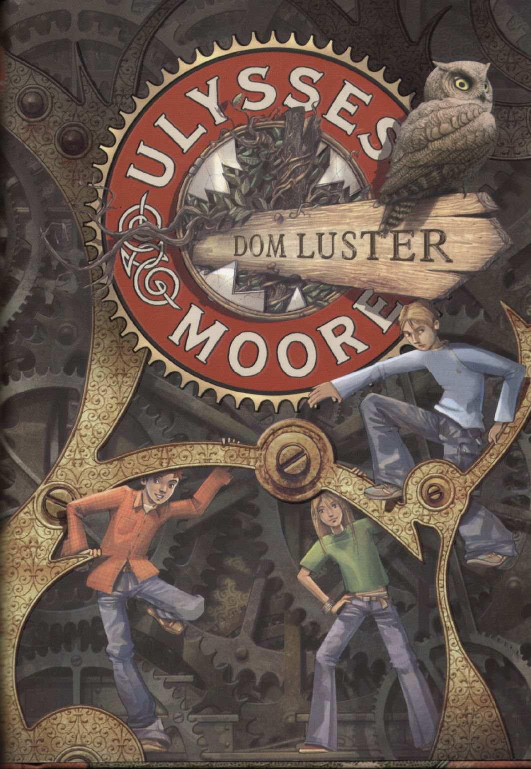 Ulysses Moore. Tom 3. Dom Luster - Ebook (Książka na Kindle) do pobrania w formacie MOBI