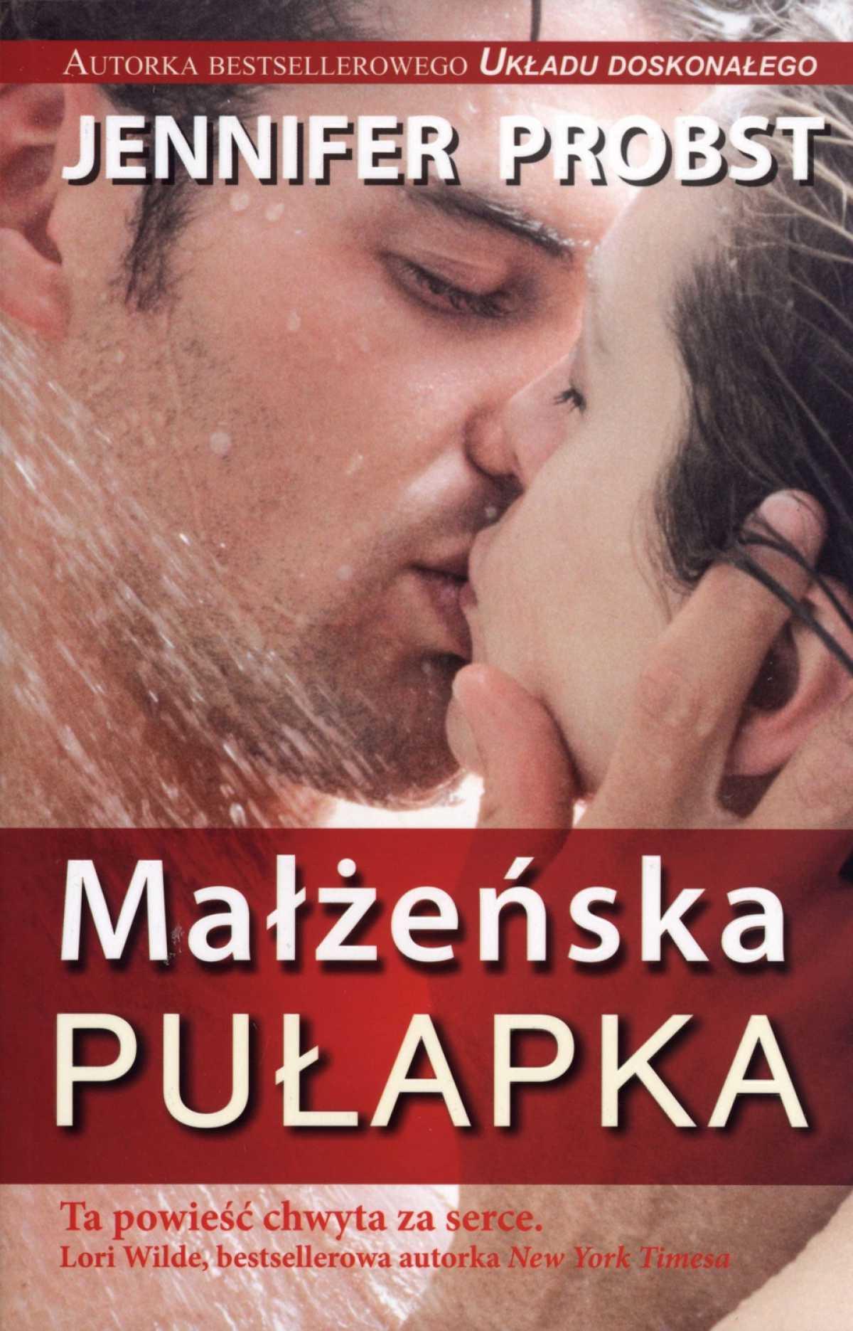 Małżeńska pułapka - Ebook (Książka EPUB) do pobrania w formacie EPUB