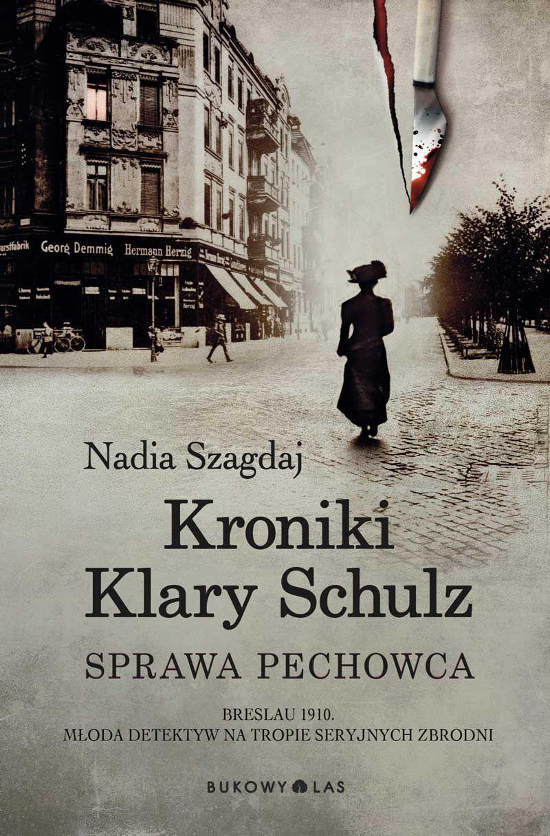 Kroniki Klary Schulz. Sprawa pechowca - Ebook (Książka na Kindle) do pobrania w formacie MOBI