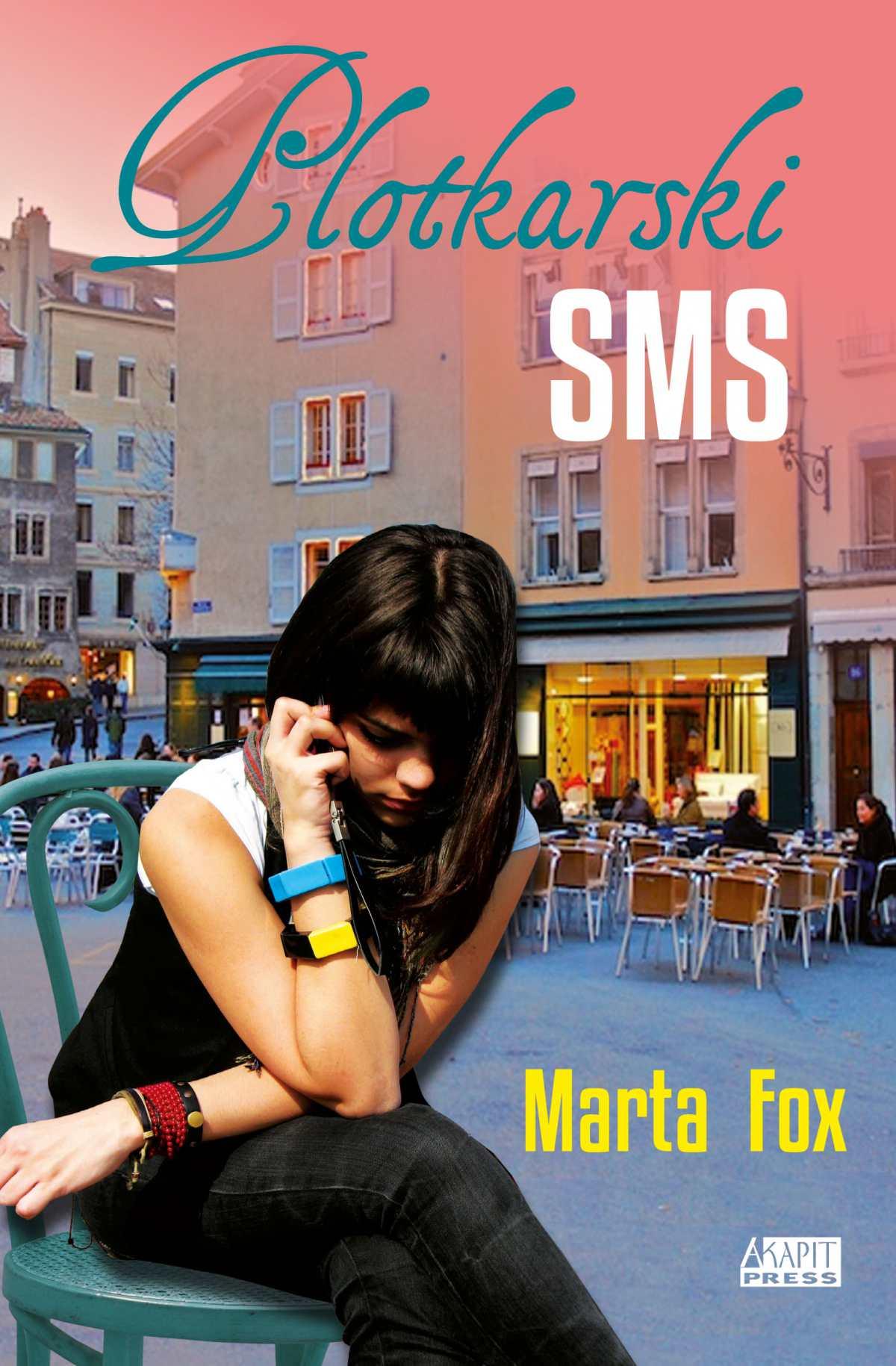 Plotkarski SMS - Ebook (Książka EPUB) do pobrania w formacie EPUB