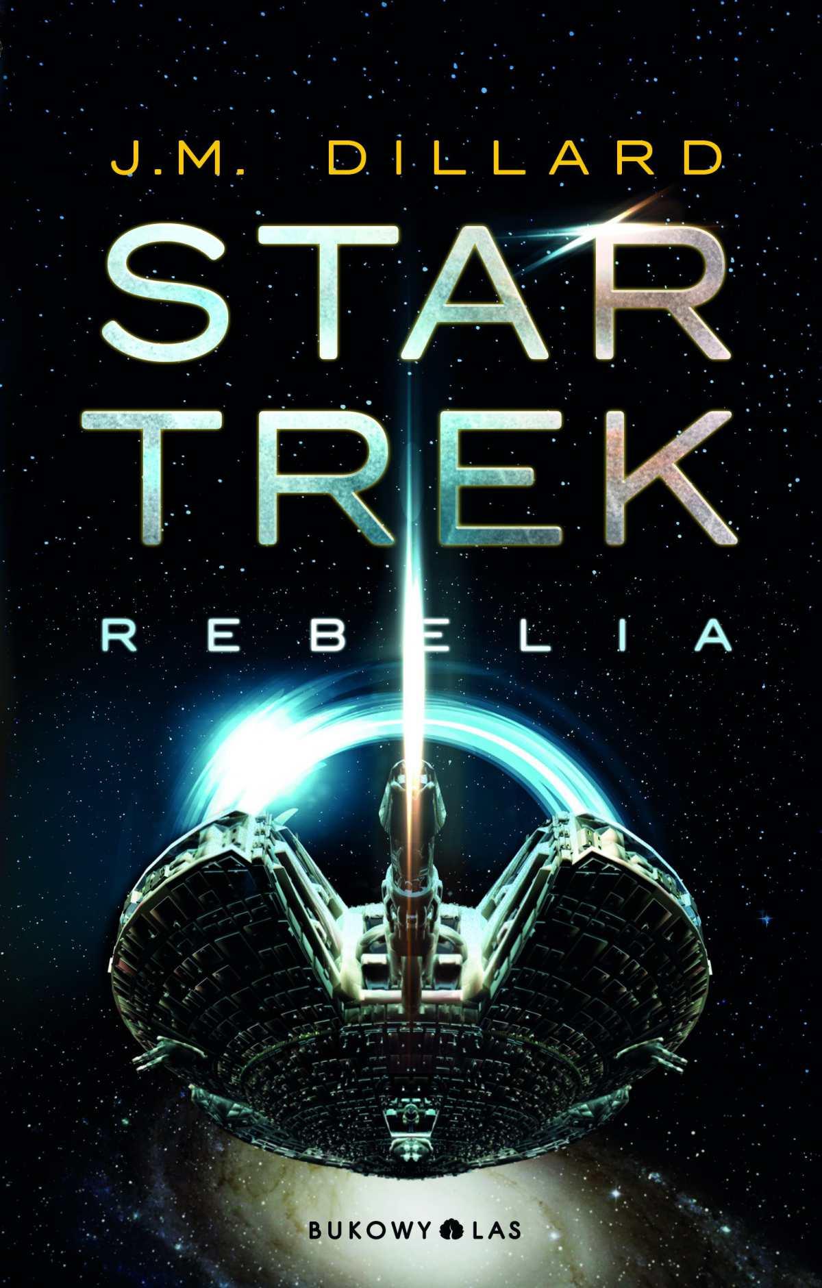 Star Trek. Rebelia - Ebook (Książka EPUB) do pobrania w formacie EPUB