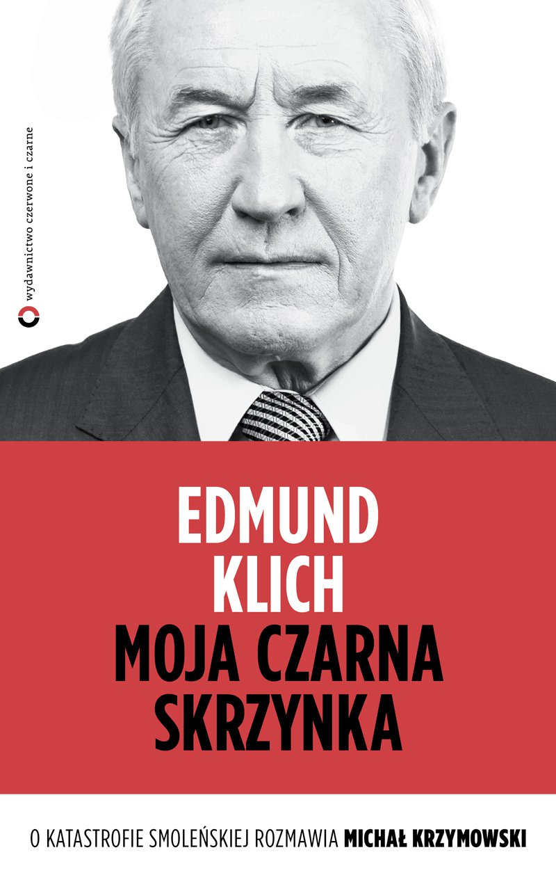 Moja czarna skrzynka. O katastrofie smoleńskiej rozmawia Michał Krzymowski - Ebook (Książka na Kindle) do pobrania w formacie MOBI