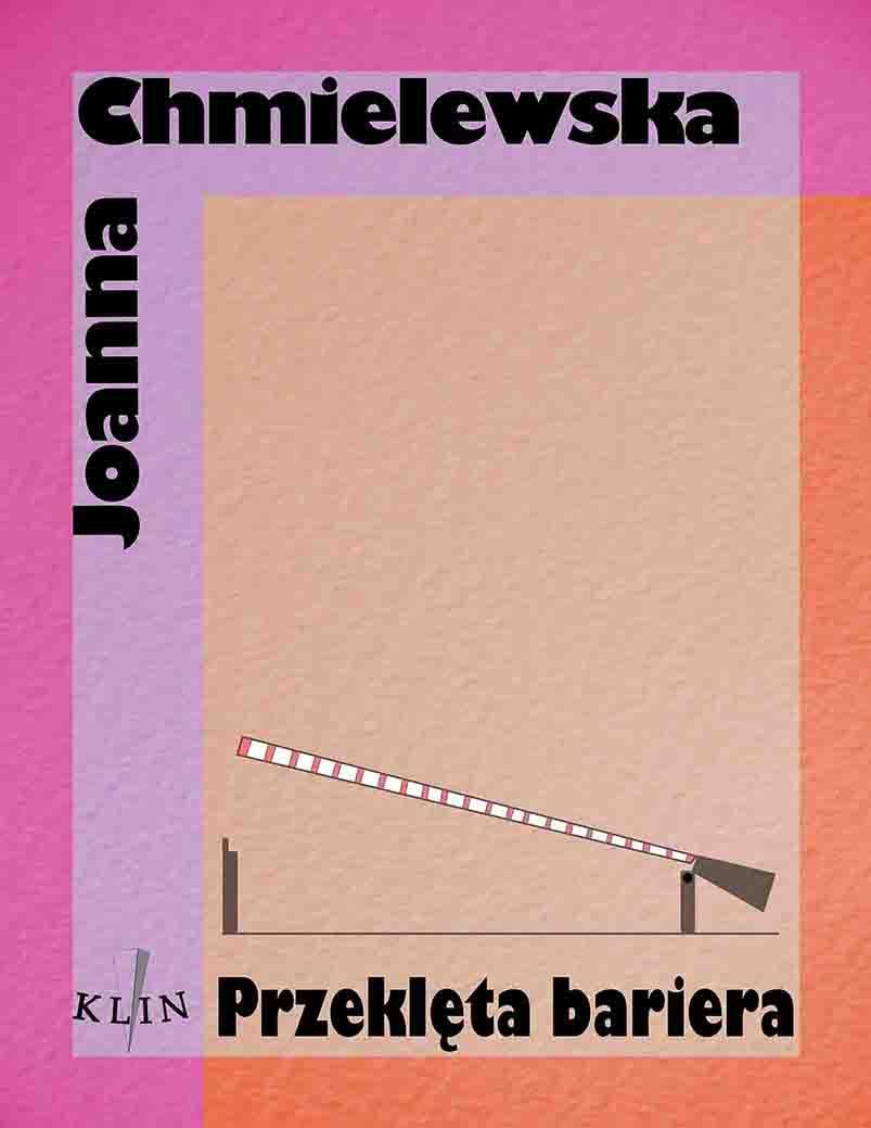 Przeklęta bariera - Ebook (Książka EPUB) do pobrania w formacie EPUB