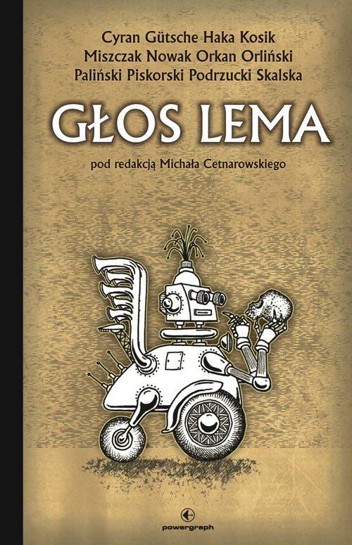 Głos Lema - Ebook (Książka EPUB) do pobrania w formacie EPUB