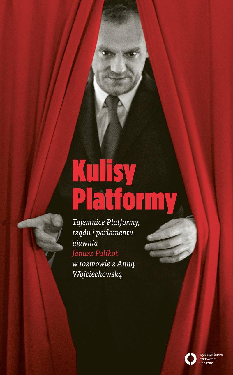 Kulisy Platformy - Ebook (Książka na Kindle) do pobrania w formacie MOBI