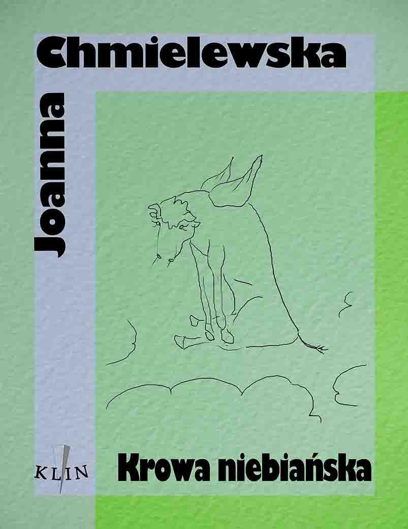 Krowa niebiańska - Ebook (Książka na Kindle) do pobrania w formacie MOBI