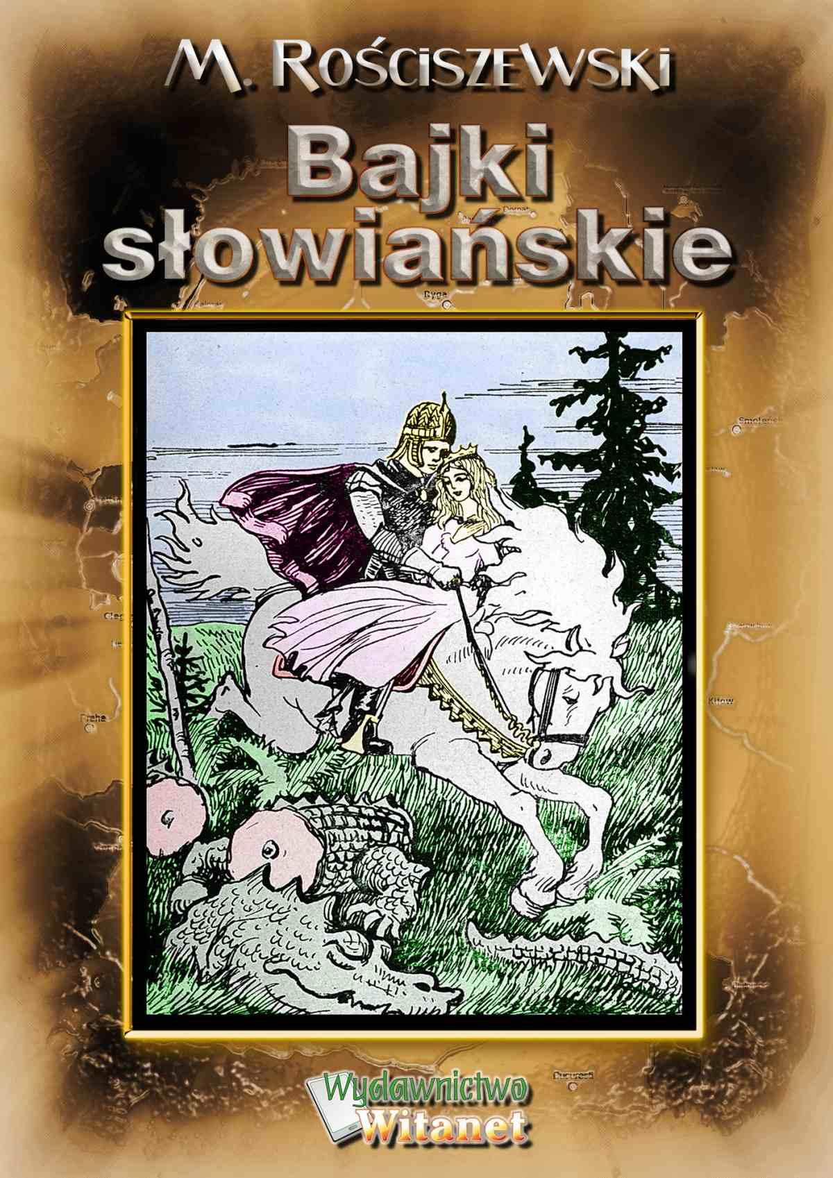 Bajki słowiańskie - Ebook (Książka na Kindle) do pobrania w formacie MOBI