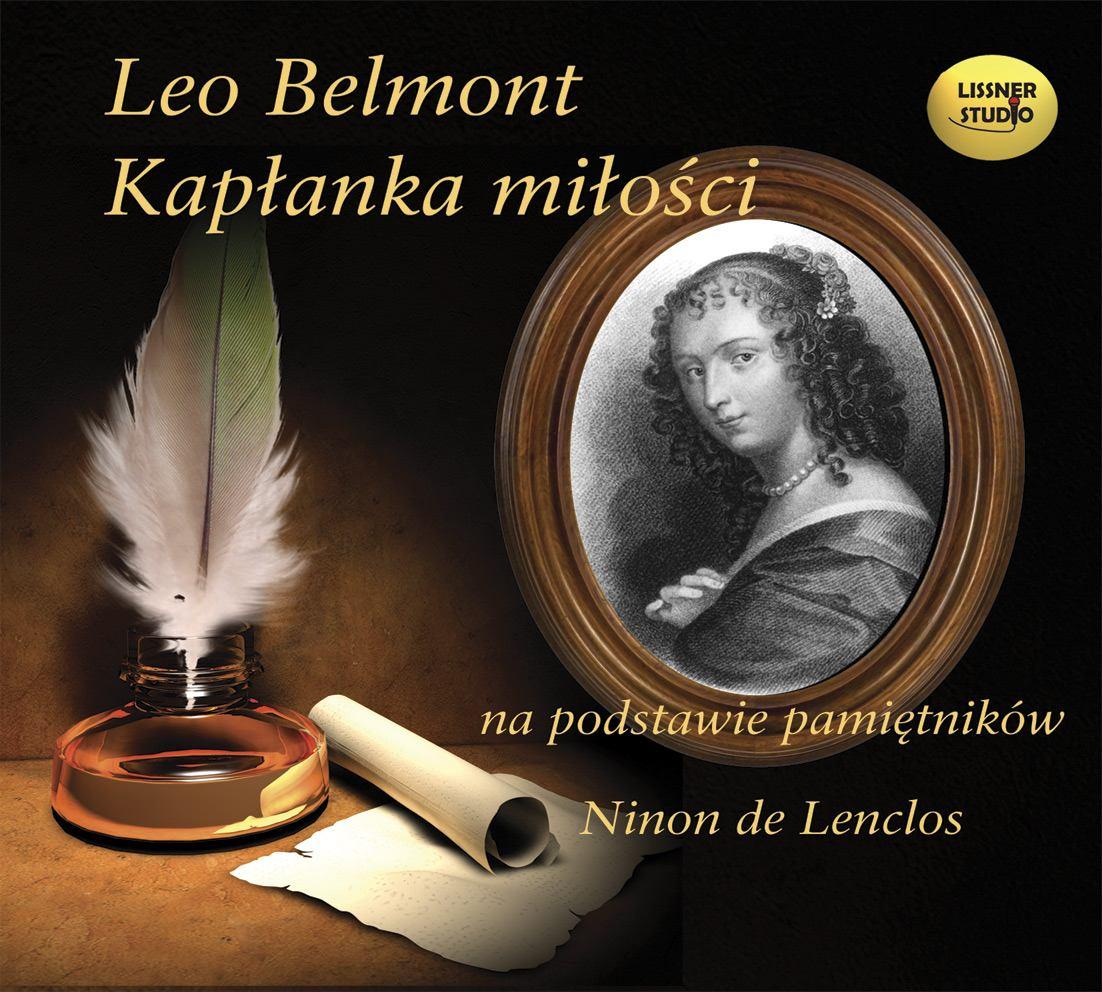 Kapłanka miłości - Audiobook (Książka audio MP3) do pobrania w całości w archiwum ZIP