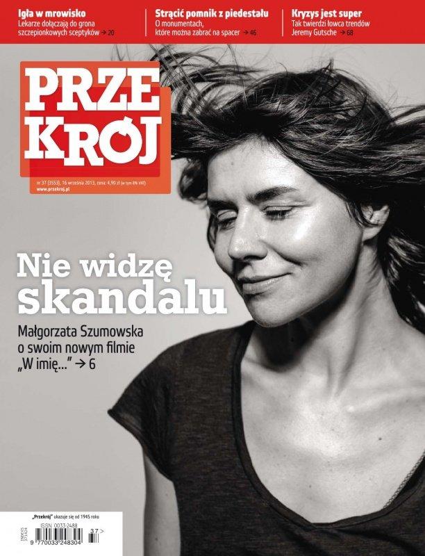 """""""Przekrój"""" nr 37/2013 - Ebook (Książka PDF) do pobrania w formacie PDF"""