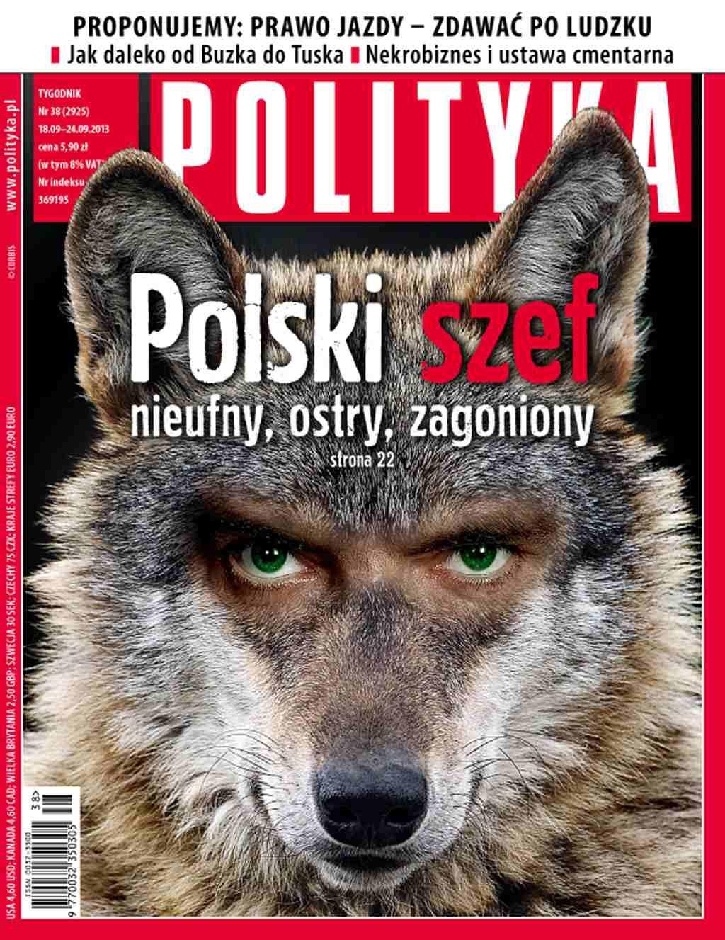 Polityka nr 38/2013 - Ebook (Książka PDF) do pobrania w formacie PDF