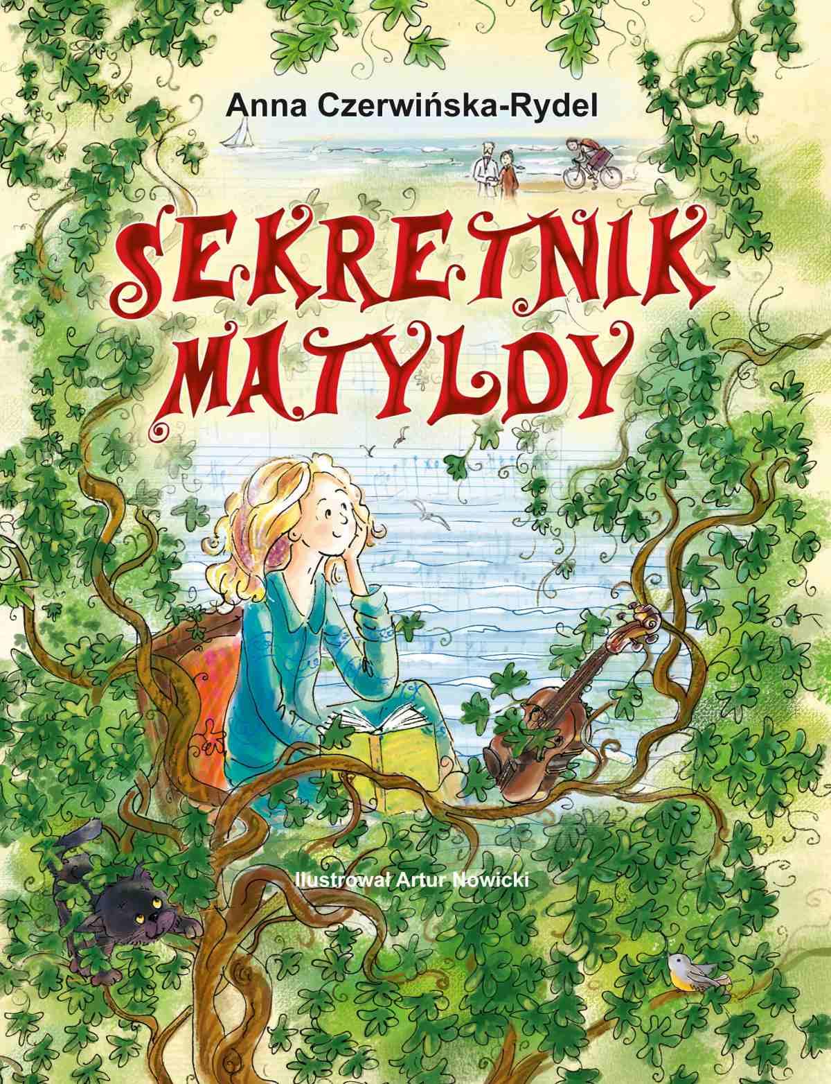 Sekretnik Matyldy - Ebook (Książka EPUB) do pobrania w formacie EPUB