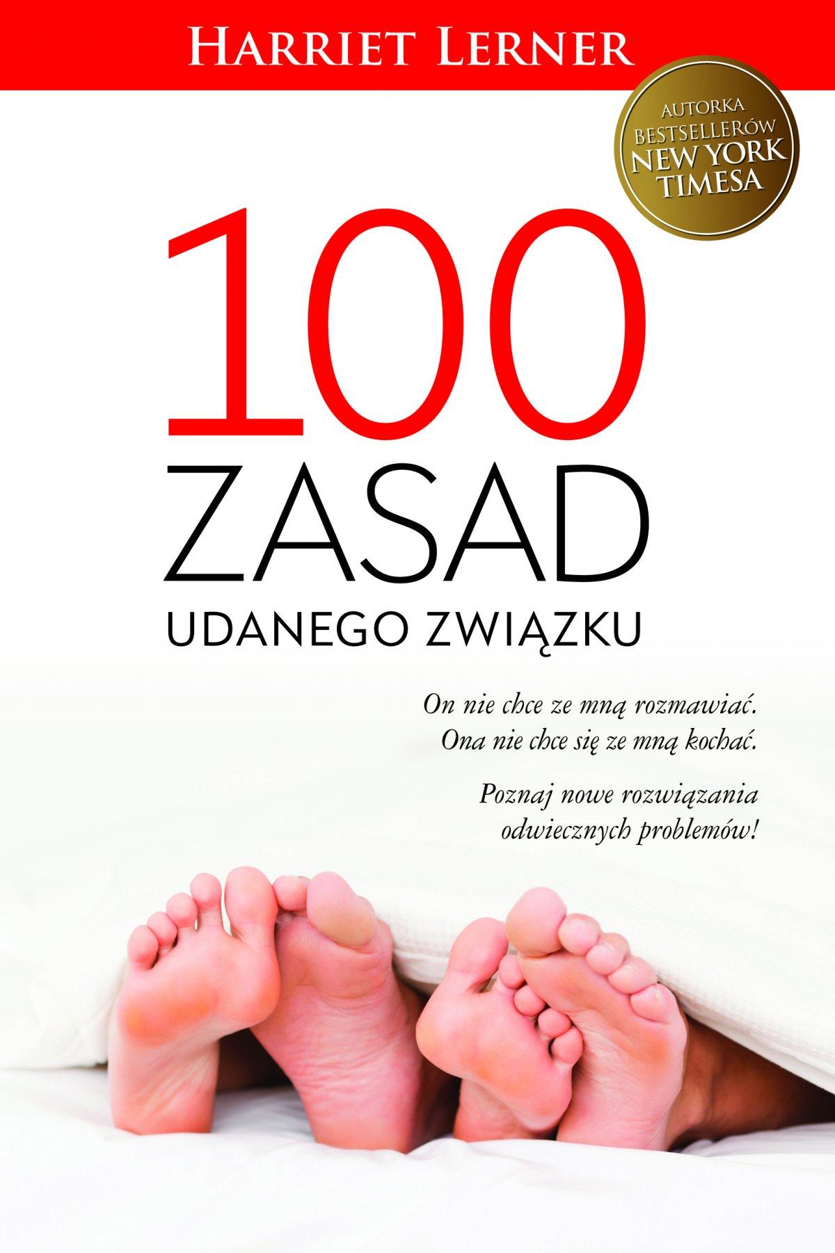 100 zasad udanego związku - Ebook (Książka EPUB) do pobrania w formacie EPUB