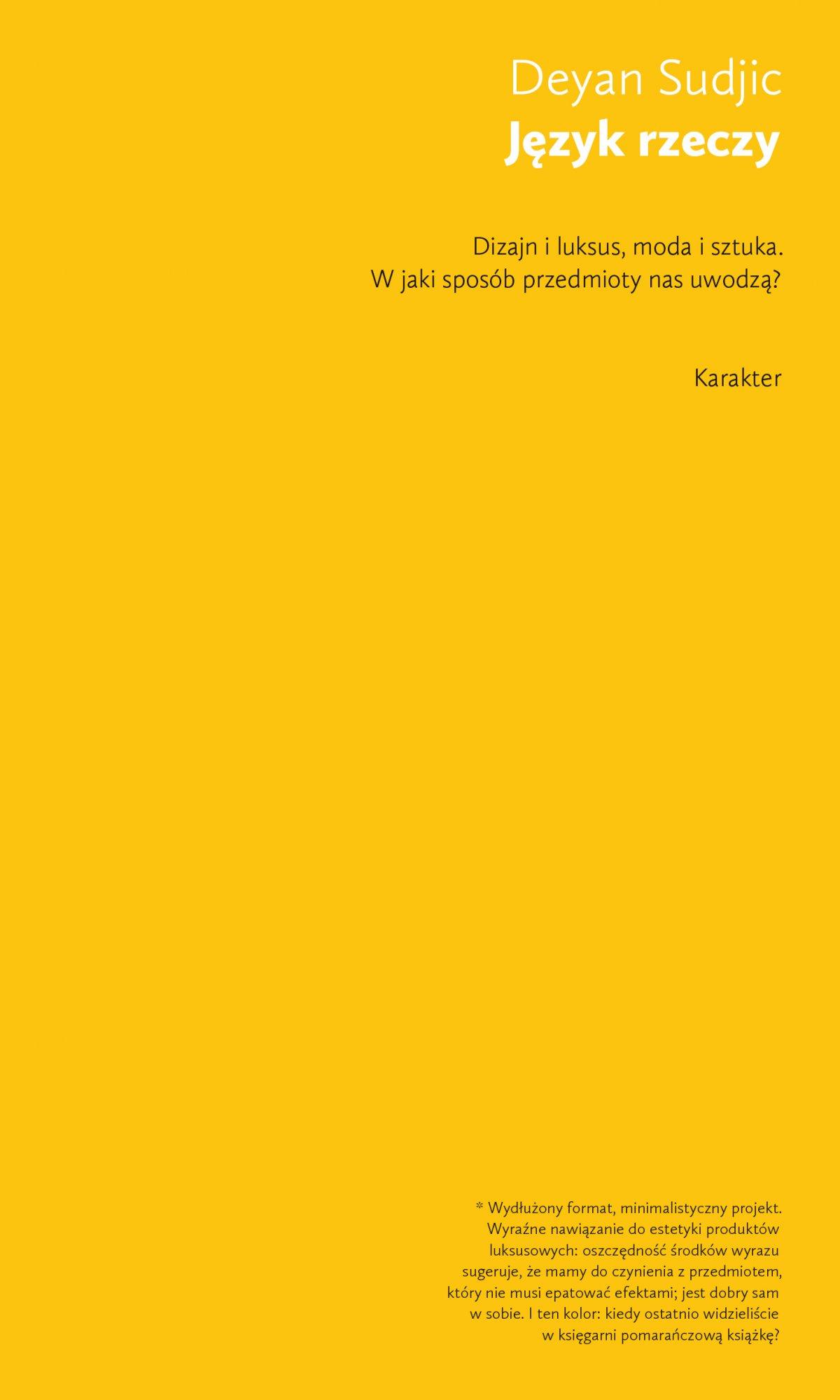 Język rzeczy - Ebook (Książka EPUB) do pobrania w formacie EPUB