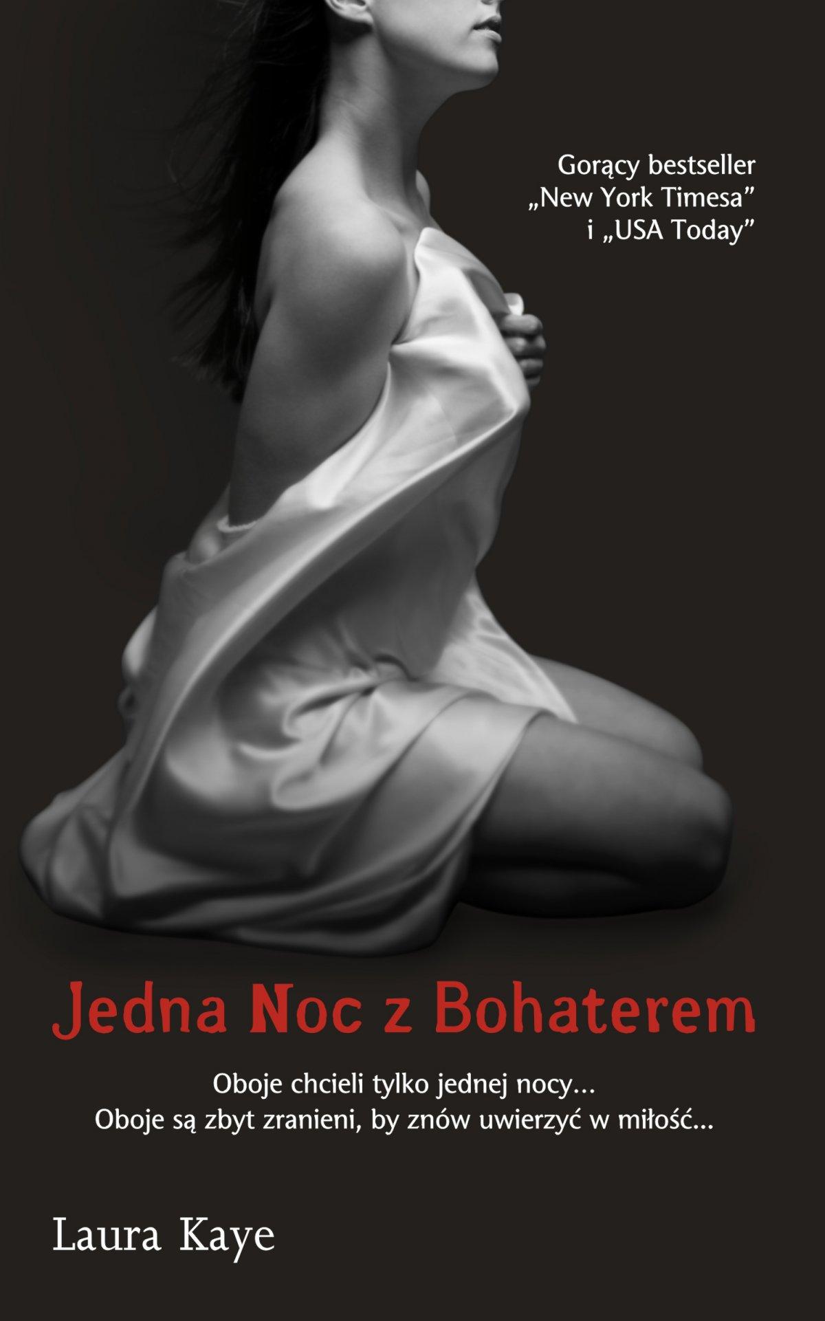 Jedna noc z bohaterem - Ebook (Książka na Kindle) do pobrania w formacie MOBI