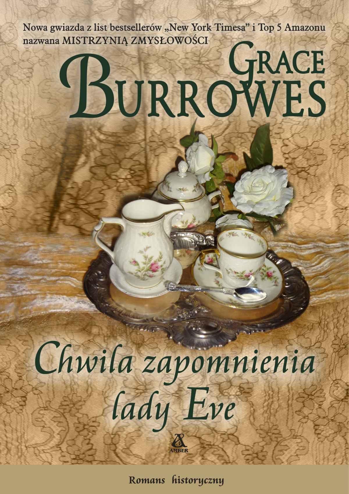 Chwila zapomnienia lady Eve - Ebook (Książka EPUB) do pobrania w formacie EPUB