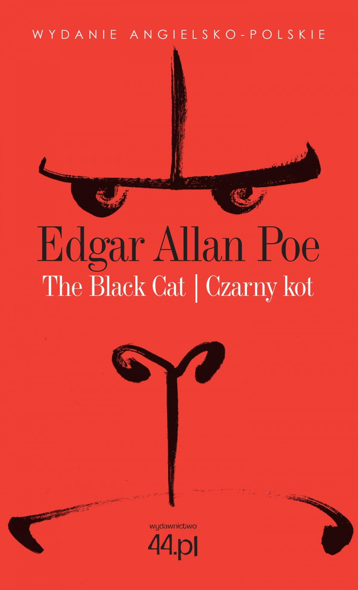 The Black Cat. Czarny Kot - Ebook (Książka na Kindle) do pobrania w formacie MOBI