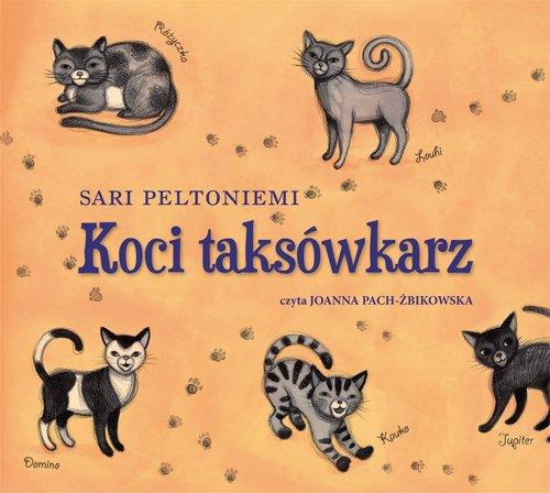 Koci taksówkarz - Audiobook (Książka audio MP3) do pobrania w całości w archiwum ZIP