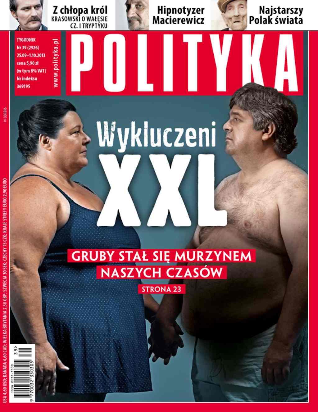 Polityka nr 39/2013 - Ebook (Książka PDF) do pobrania w formacie PDF