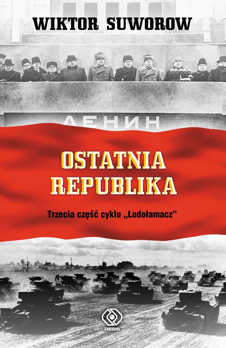Ostatnia republika - Ebook (Książka na Kindle) do pobrania w formacie MOBI