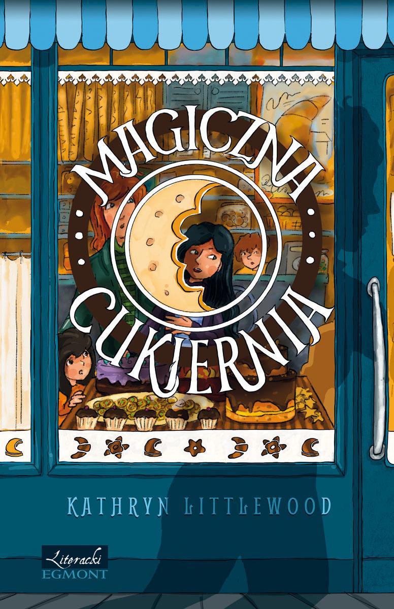 Magiczna Cukiernia - Ebook (Książka EPUB) do pobrania w formacie EPUB
