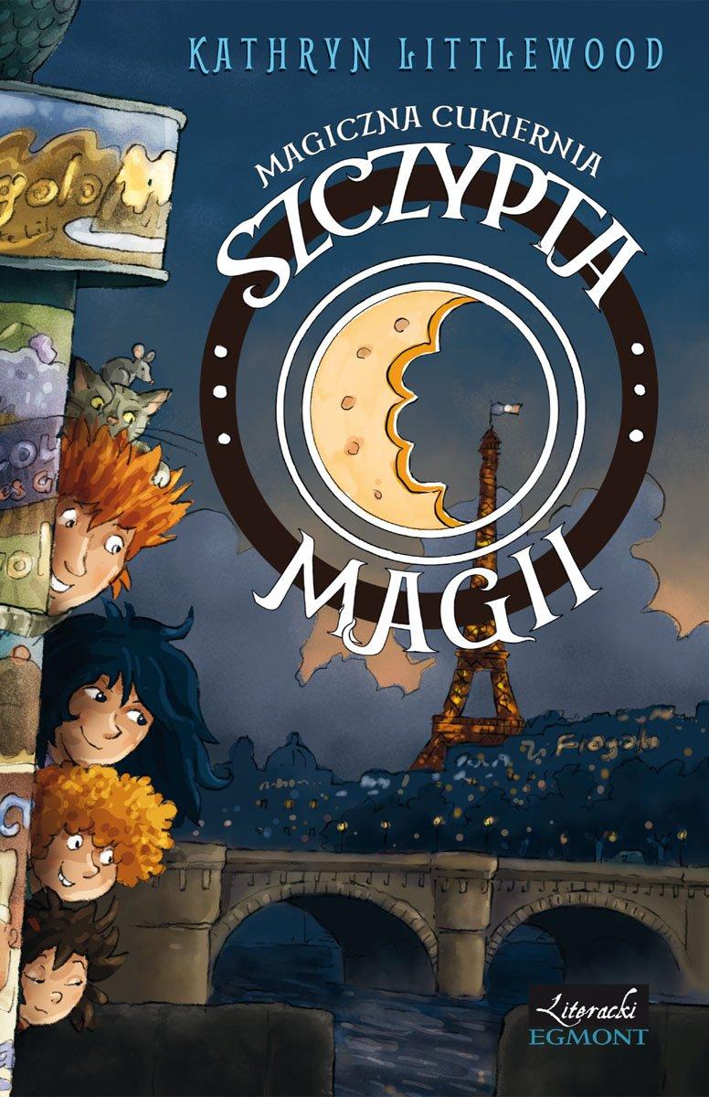 Szczypta magii. Magiczna cukiernia - Ebook (Książka EPUB) do pobrania w formacie EPUB