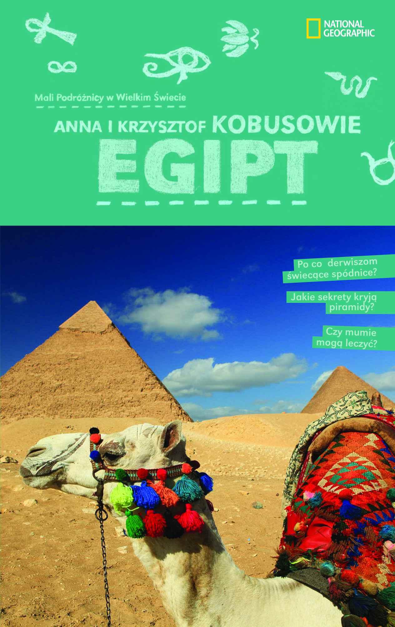 Egipt. Mali podróżnicy w wielkim świecie - Ebook (Książka EPUB) do pobrania w formacie EPUB