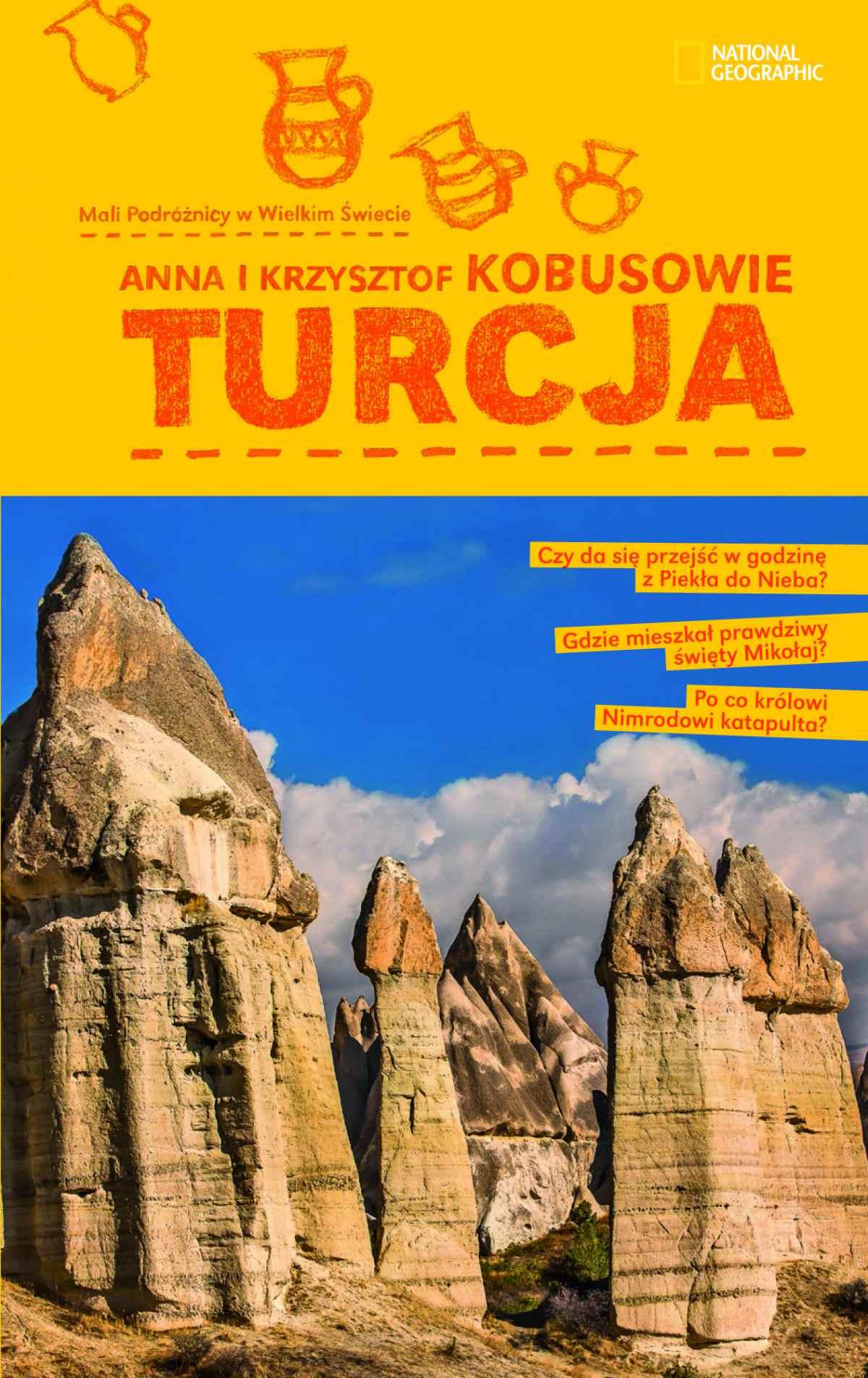 Turcja Mali podróżnicy w wielkim świecie - Ebook (Książka EPUB) do pobrania w formacie EPUB