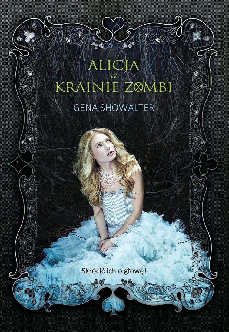 Alicja w Krainie Zombi - Ebook (Książka na Kindle) do pobrania w formacie MOBI