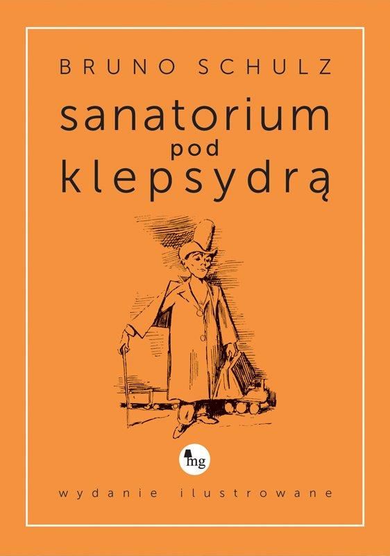 Sanatorium pod klepsydrą - Ebook (Książka na Kindle) do pobrania w formacie MOBI