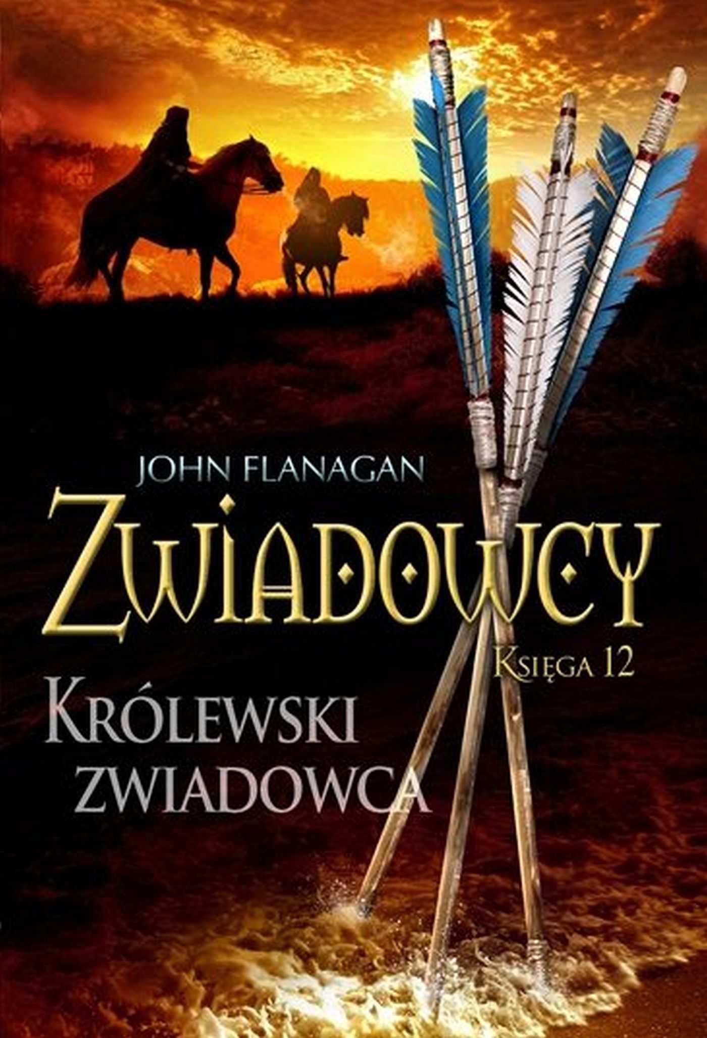 Zwiadowcy 12. Królewski zwiadowca - Ebook (Książka EPUB) do pobrania w formacie EPUB