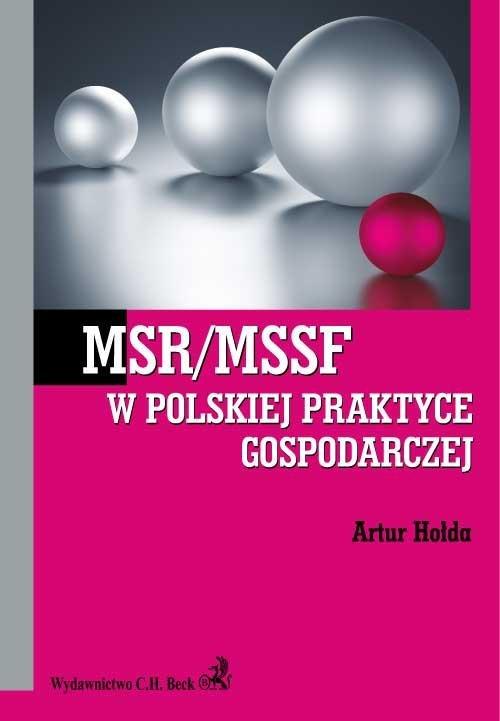 MSR/MSSF w polskiej praktyce gospodarczej - Ebook (Książka PDF) do pobrania w formacie PDF