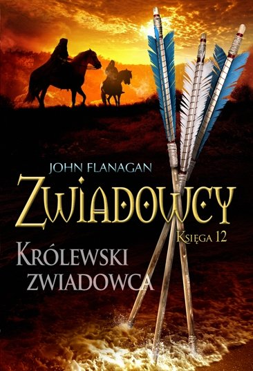 Zwiadowcy 12. Królewski zwiadowca - Ebook (Książka na Kindle) do pobrania w formacie MOBI