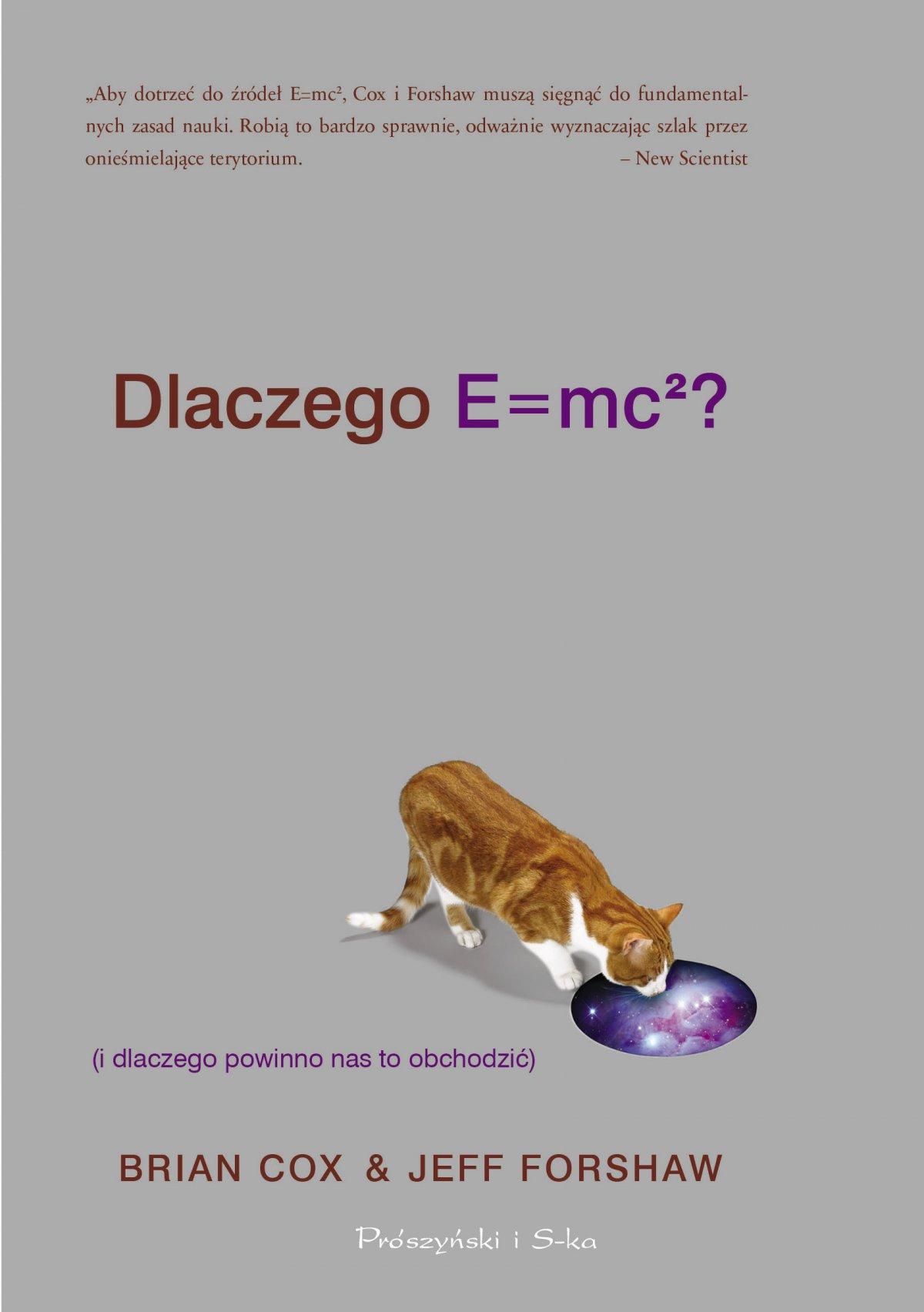 Dlaczego E=mc2 (i dlaczego powinno nas to obchodzić) - Ebook (Książka na Kindle) do pobrania w formacie MOBI